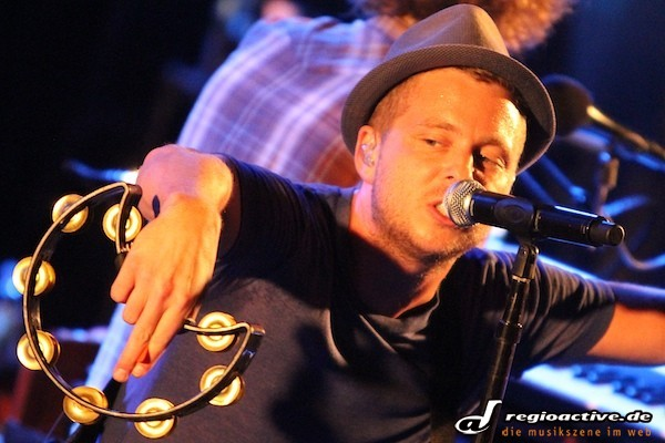 OneRepublic (live in Hamburg, 2010)