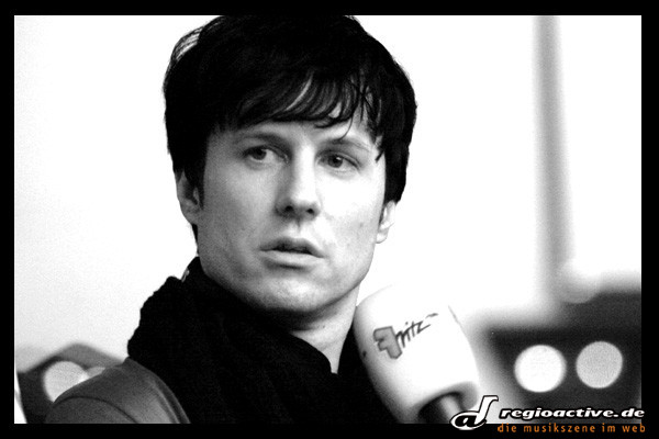 Alec Empire (im Interview auf der all2gethernow Berlin, 2010)