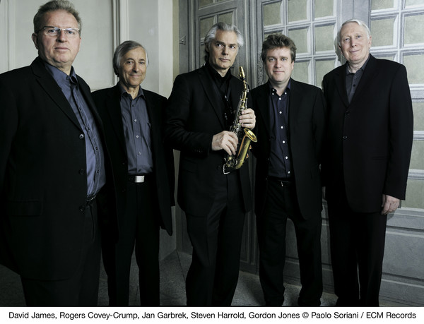 Absolute Ruhe - Klangräume: Jan Garbarek & The Hilliard Ensemble live im Speyerer Dom bei Enjoy Jazz